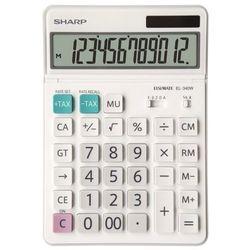 Sharp Kalkulator desktop box sh-el340w biały