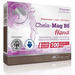 Olimp chela-mag b6 Mama x 30 kaps - kapsułki suplementy ciążowe