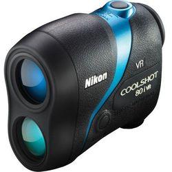 Nikon COOLSHOT 80I VR Dalmierz laserowy - sprawdź w wybranym sklepie