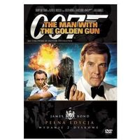 James Bond ekskluzywna edycja 2-płytowa: 007: Człowiek ze złotym pistoletem (DVD) - Guy Hamilton (590357012