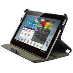 4WORLD Etui ochronne/Podstawka do Galaxy Tab 2, Wodoodporne, 7'', czarne, kup u jednego z partnerów