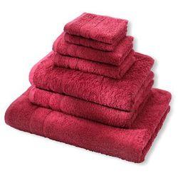 """Ręczniki neele"""" kremowy marki Bonprix"""