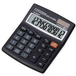 Kalkulator sdc-812bn (sdc-812bn) czarna marki Citizen