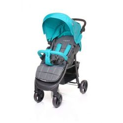 4baby  rapid wózek spacerowy spacerówka model 2017 dark grey