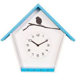 Zegar ścienny Cuckey niebieski, 3109bl