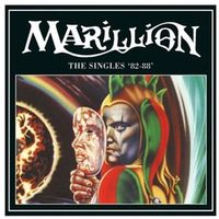 MARILLION - CHRTING THE SINGLES EMI Music 5099968412623