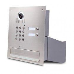 S562D-SKM Skrzynka na listy z wideodomofonem i zamkiem szyfrowym Vidos, S562D-SKM