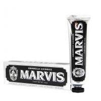 Marvis  amarelli licorice - pasta do zębów o smaku lukrecji i mięty (75 ml)