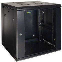Szafa RACK wisząca złożona podwójna 12U/600x600 Pulsar RWD1266GD