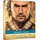 Łowca I Królowa Lodu 2D+3D Steelbook (5902115602290)