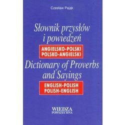 Słownik przysłów i powiedzeń angielsko-polski polsko-angielski (ISBN 9788321413587)