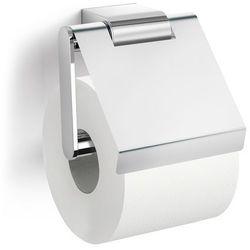 Wieszak na papier toaletowy z klapką atore połysk marki Zack