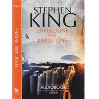 Znalezione nie kradzione. Książka audio CD MP3 - Wysyłka od 3,99 - porównuj ceny z wysyłką