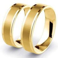 Obrączki ślubne goldendreams gd1-6 (komplet) wyprodukowany przez Obrączki goldendreams