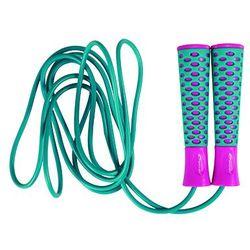 Spokey, Candy Rope, skakanka, niebiesko-różowa