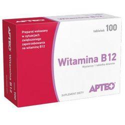 Witamina B12 APTEO 100tabl