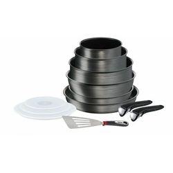 Tefal zestaw naczyń 12 szt. Ingenio Titanium Fusion L6839002
