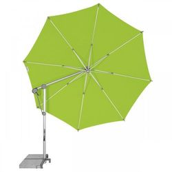 parasol przeciwsłoneczny przechylany protect 340 cm, szmaragdowy marki Doppler