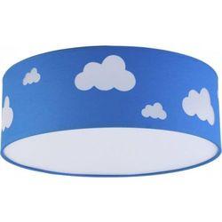 Tk lighting Sky dziecięca 2423 38cm niebieski biały