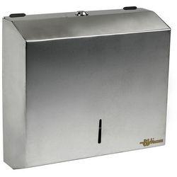 Bisk Pojemnik na ręczniki papierowe listki nierdzewny pl-s1 (5901487003421)