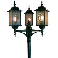Lampa stojąca zewnętrzna Konstsmide 7244-759, 3x75 W, E27, IP43 , (DxSxW) 57 x 57 x 2.3 cm (7318302447595)