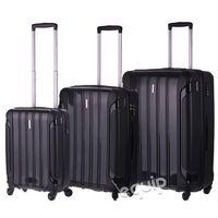 Travelite Zestaw walizek  colosso - czarny