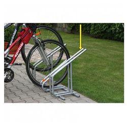 Kombinowany stojak na rower, wysoki marki B2b partner