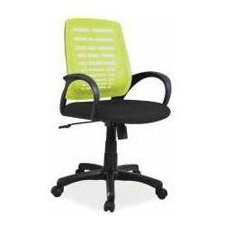 Fotel Q-073 zielono-czarny - ZADZWOŃ I ZŁAP RABAT DO -10%! TELEFON: 601-892-200