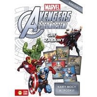 Avengers gry i zabawy + karty do zabawy do wypchnięcia - Wysyłka od 4,99 (2015)