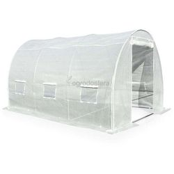 Tunel foliowy 2x3m biały - transport gratis! marki Garden point
