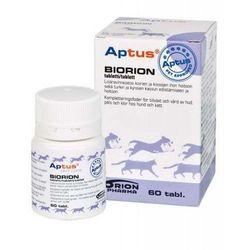 aptus biorion tabletki dla psów i kotów wspomagające skórę, sierść i paznokcie wyprodukowany przez Orio