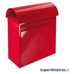 Skrzynka na listy atlanta czerwona marki Max knobloch