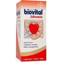 Biovital Zdrowie płyn 1 litr *C (Witaminy i minerały)