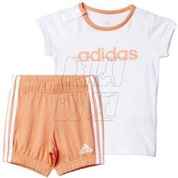 Komplet adidas Summer Easy Girls Set Kids AK2611 z kategorii Komplety odzieży dla dzieci