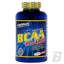 bcaa pro 4200 - 120 tabl, marki Fitmax