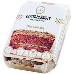 CZYSTOZIARNISTY 230g Whole&Pure Zestaw do samodzielnego wypieku chleba z foremką | DARMOWA DOSTAWA OD 200