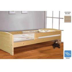 łóżko dziecięce klaudia 80 x 200 marki Frankhauer