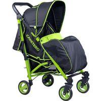 Wózek spacerowy Caretero Sonata Green