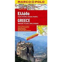 Grecja 1:300 000 - mapa Marco Polo, książka z kategorii Mapy i atlasy