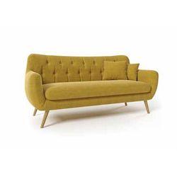 Meblo dom Lagos sofa 3 osobowa w stylu retro