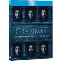 Gra o tron: Sezon 6 (Blu-ray) - Daniel Sackheim, Jack Bender, Miguel Sapochnik, Jeremy Podeswa i inni