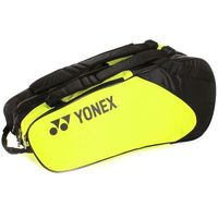 racket bag black-yellow marki Yonex