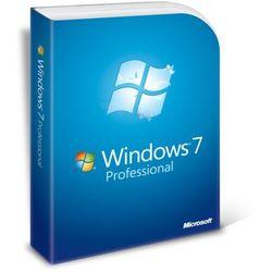 Oem  windows 7 professional pl 64bit bez płyty wyprodukowany przez Microsoft