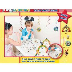 Amscan Gra urodzinowa myszka mickey