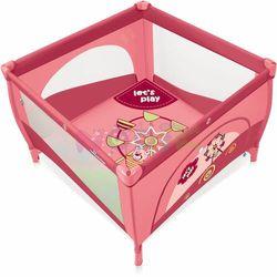 Kojec dziecięcy Play Baby Design (różowy) - sprawdź w wybranym sklepie