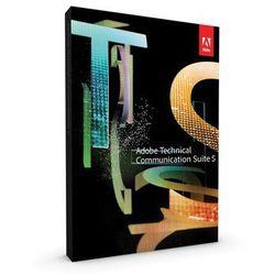 technical communication suite 5 eng win - licencja rządowa - uaktualnienie atcs v4 od producenta Adobe