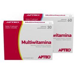 Multiwitamina APTEO 60tabl, produkt z kategorii- Witaminy i minerały