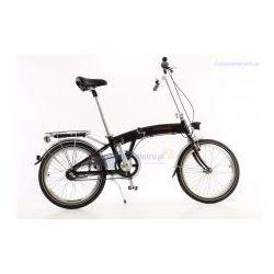 Aluminiowy rower składany SKŁADAK MIFA 3-BIEGI SHIMANO NEXUS czarny, kup u jednego z partnerów