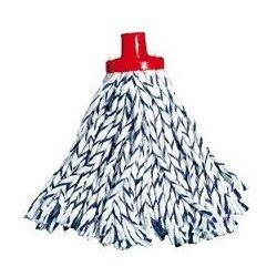 Ceg Mop sznurkowy bawełniany zebra 170g