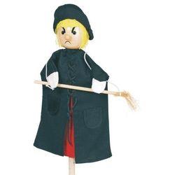 Pacynka na dłoń dla dzieci do teatrzyku - Czarownica z kategorii Pacynki i kukiełki